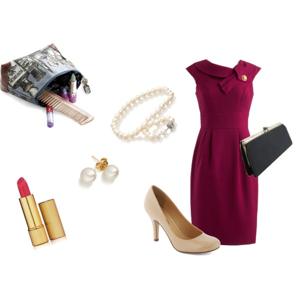 1960s: Outfits Ideas, Work Outfits