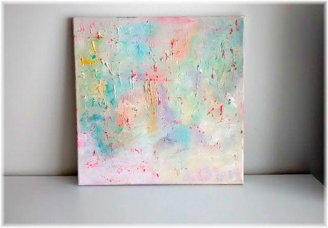 Uptist - my happy art : Nubes de caramelo y una canción romántica sin estr...