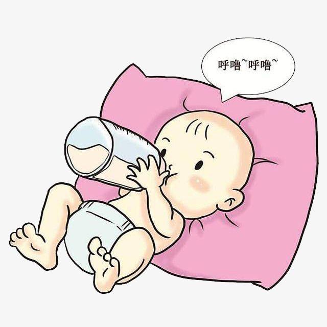 الكرتون طفل ملقى تناول زجاجة Baby Cartoon Baby Clip Art Baby Boy Blankets