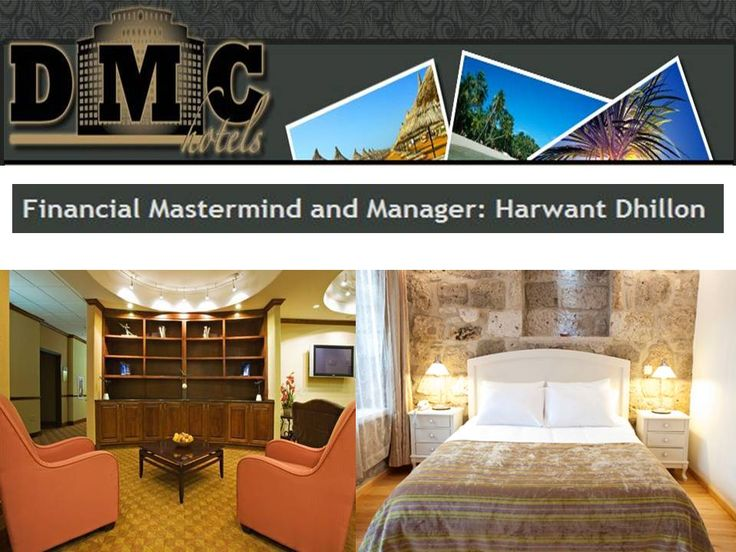 #Harwant #Dhillon is a money related driving force and has worked diverse lodgings under this chain. His experience of filling in as money related advisor with financial specialists has helped him to serve his organization better.