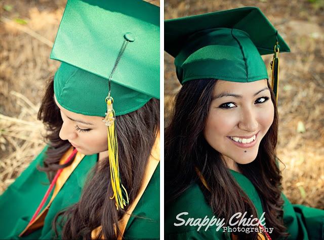 Senior Graduation Portrait