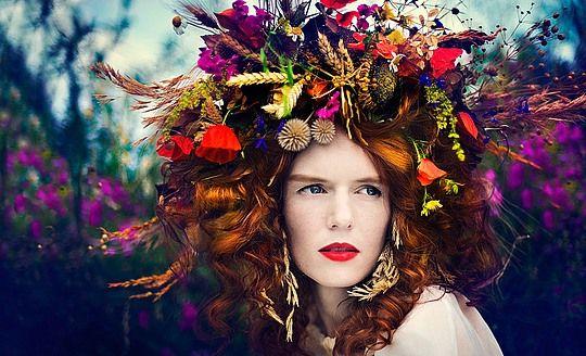 Flowers - Creative Photography by Simona Smrčková