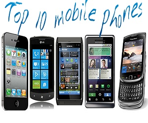 Top 10 mobile phones in the world today – Updated