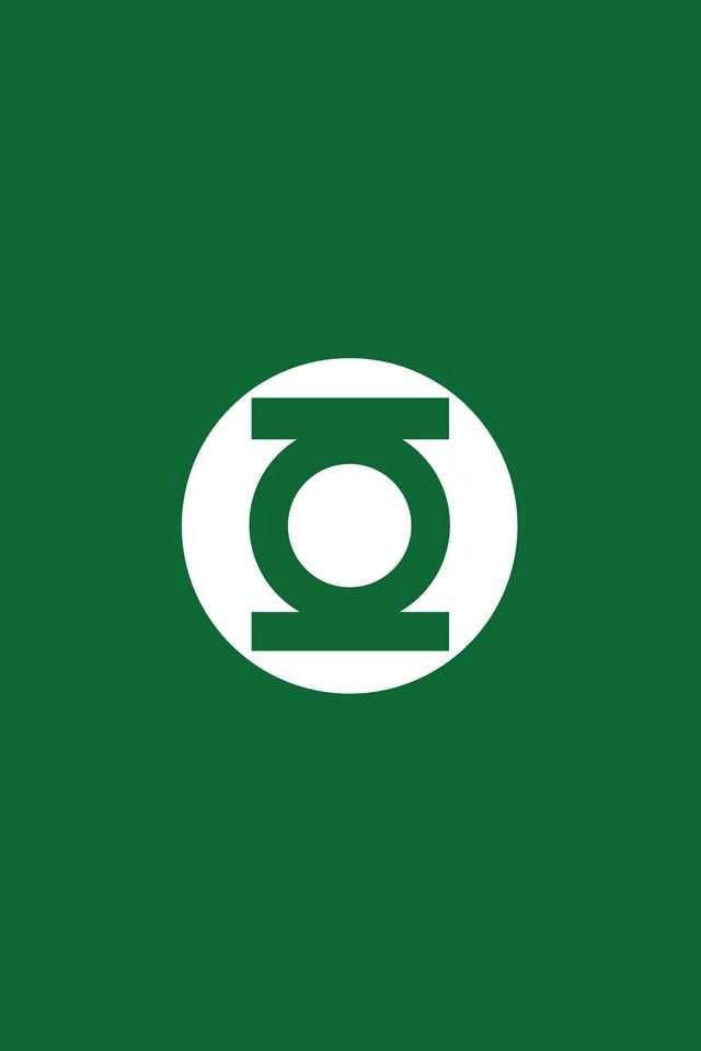 Green lantern symbol
