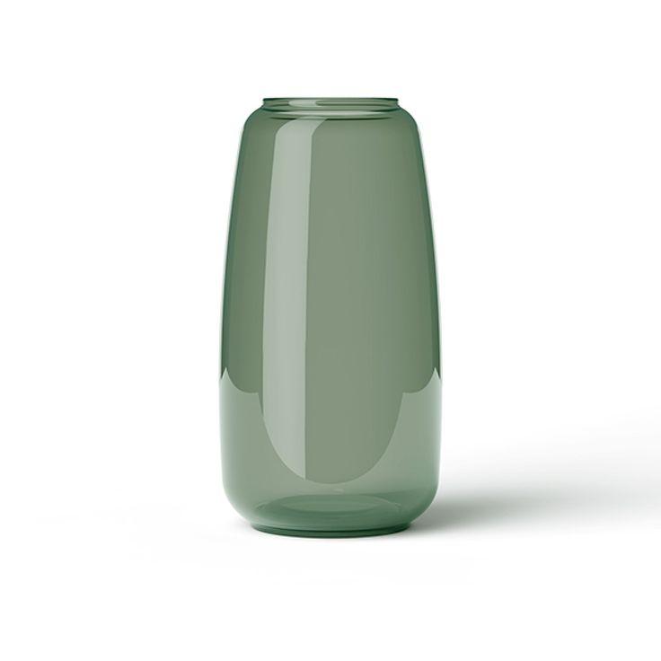 Form Vase 130/3, Copenhagen Green – Houz - Unikt og personlig hjem