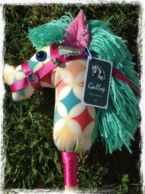 Handmade by Amanda https://www.facebook.com/gallop.hobbyhorses?fref=ts
