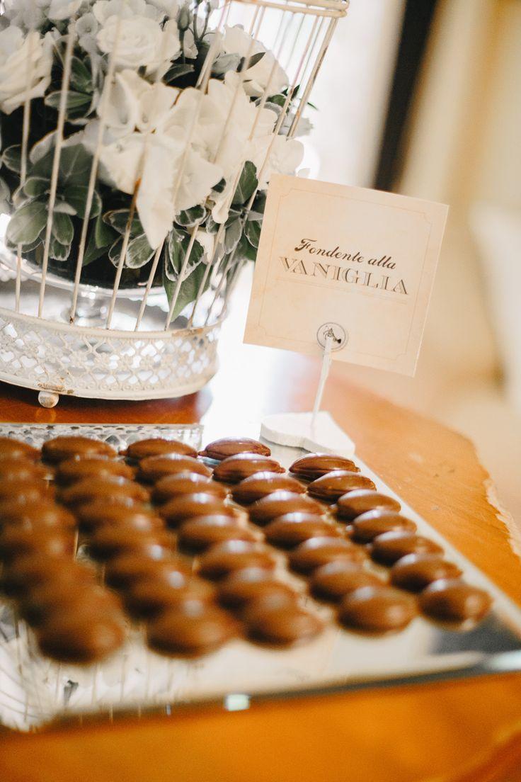 Degustazione cioccolatini