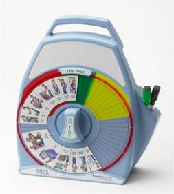 On-Task On-Time Timer | Timers, Counters & Clocks | Autism Spectrum & Special Needs Children resource: Different Roads to Learning
