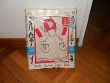 """Vintage Furga Alta Moda 4 S abito """"Porticciolo"""" mod. 8627 anni '60 1968 in box"""