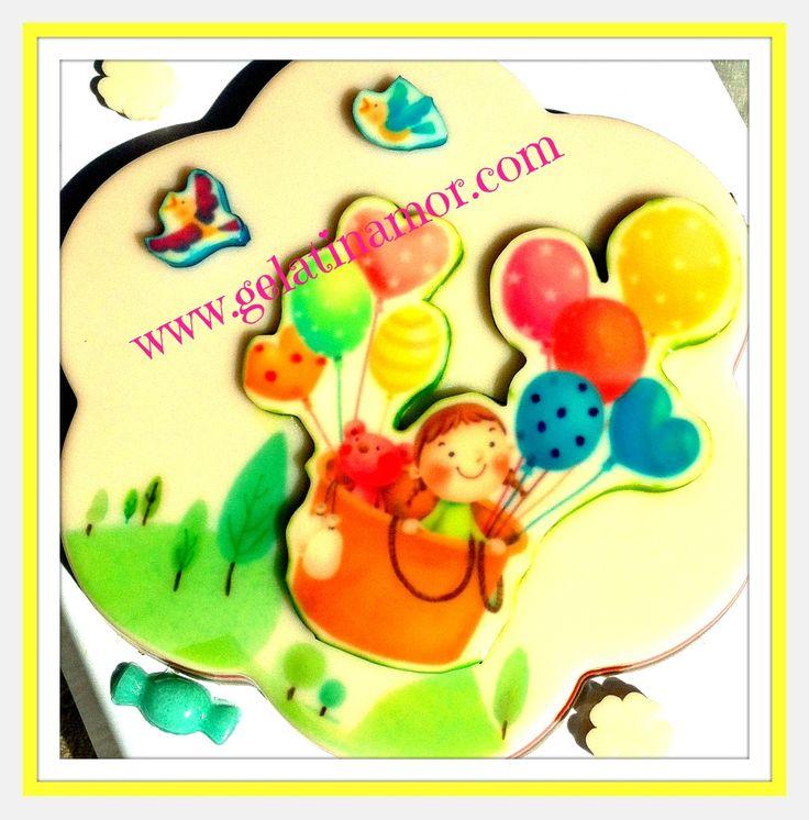 Jelly Cakes Primavera!