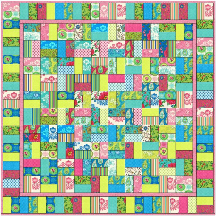 Quilting Patterns On A Roll : 292 best A Quilt - Jelly Rolls & Charms images on Pinterest Bedspreads, Jelly roll quilting ...