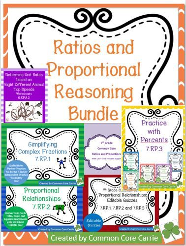 40 best 7.RP images on Pinterest | Math lessons, Learning resources ...