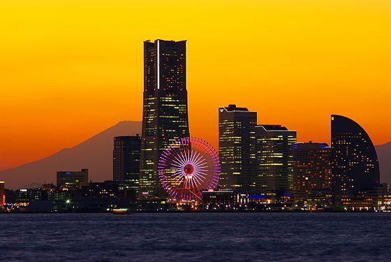 Minato-no-mieru-oka Park (港の見える丘公園)