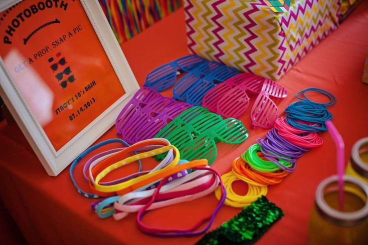 1980's Birthday Party Ideas | Photo 3 of 107 | Catch My Party