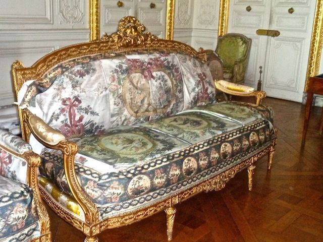 Beautiful Visiting Versailles   A Private Backstage Tour. VersaillesLuis XviClassic  FurniturePalacesSetteesMarie AntoinetteViva ...