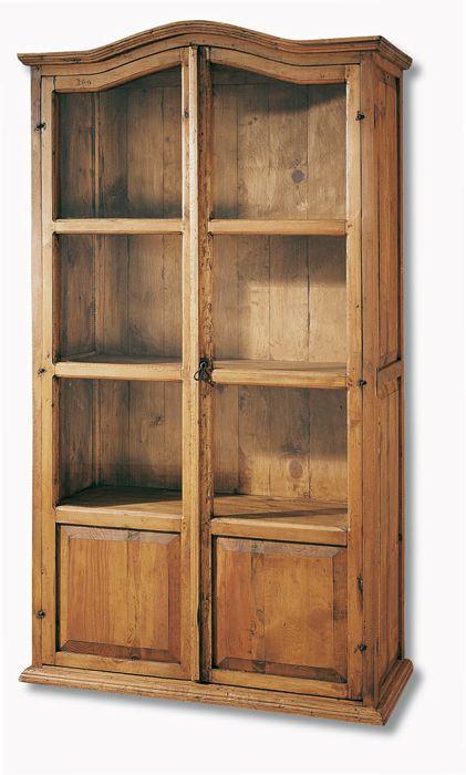 Las 25 mejores ideas sobre puertas de madera rusticas en - Muebles de pino rusticos ...