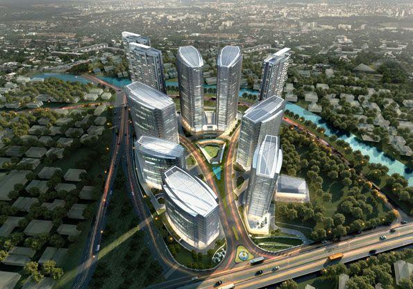 Tower Apartemen Pertama Ciputra International Nyaris Sold-Out