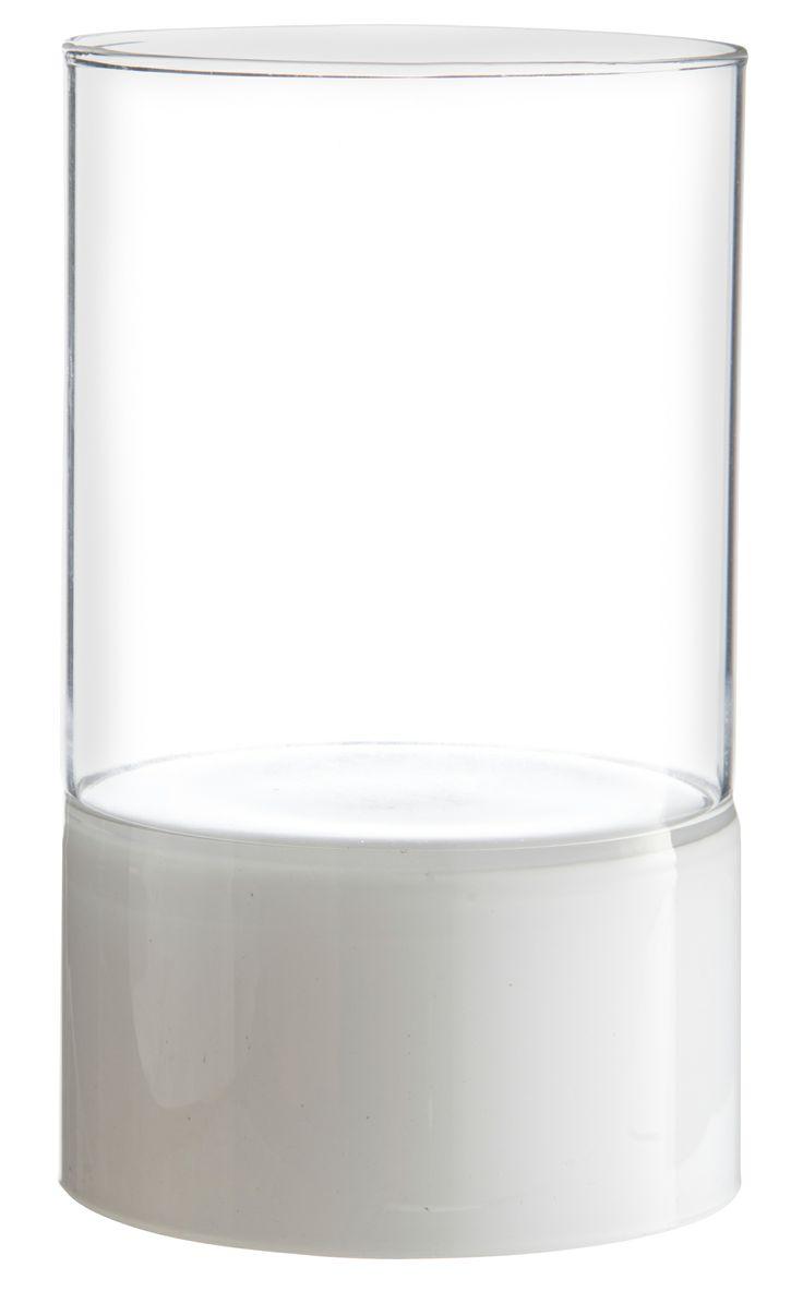 Glassylinder fra Madam Stoltz home2home.no