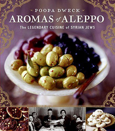 Legendary cuisine.  http://kosherfoodstore.net/product/aromas-of-aleppo-the-legendary-cuisine-of-syrian-jews/