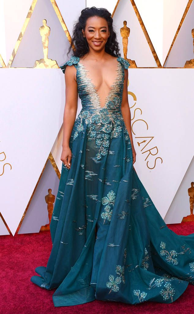 Betty Gabriel from Standout Style Moments From Oscars 2018 ...