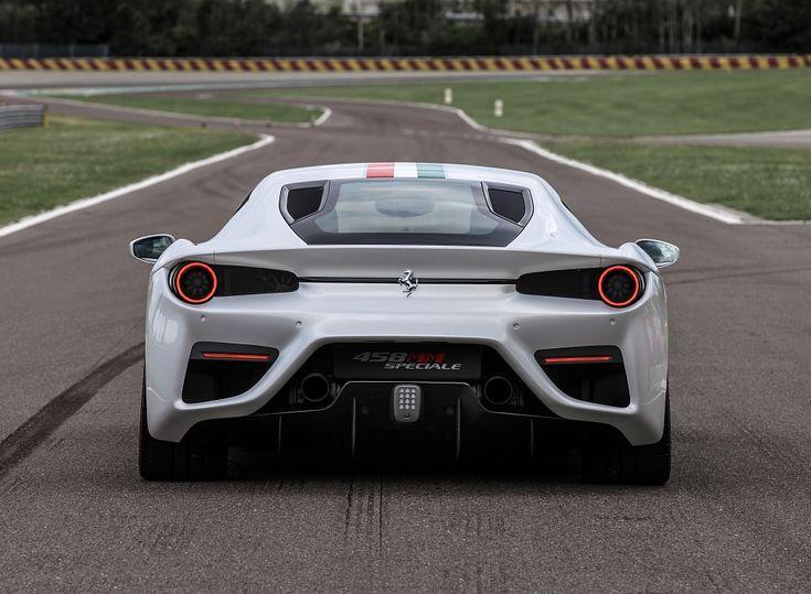 Ferrari 458 MM Speciale | уникальные суперкары Феррари – официальный сайт Ferrari Авилон