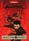 Avatar - The Last Airbender: Book 3 - Fire, Vol. 1 [DVD]