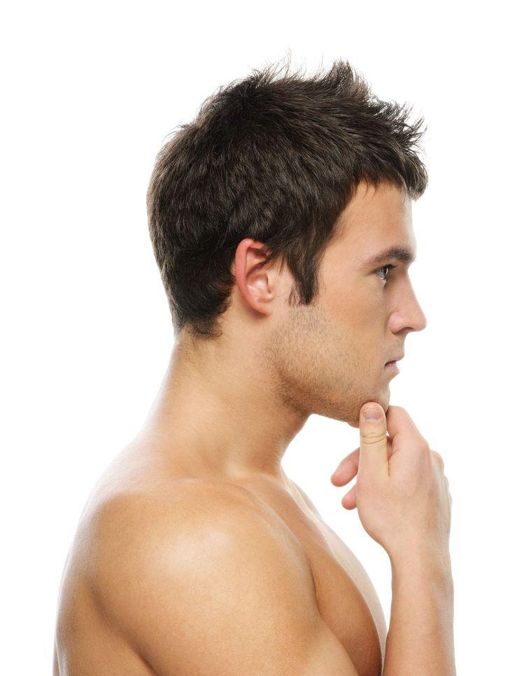 Male Nose Profile