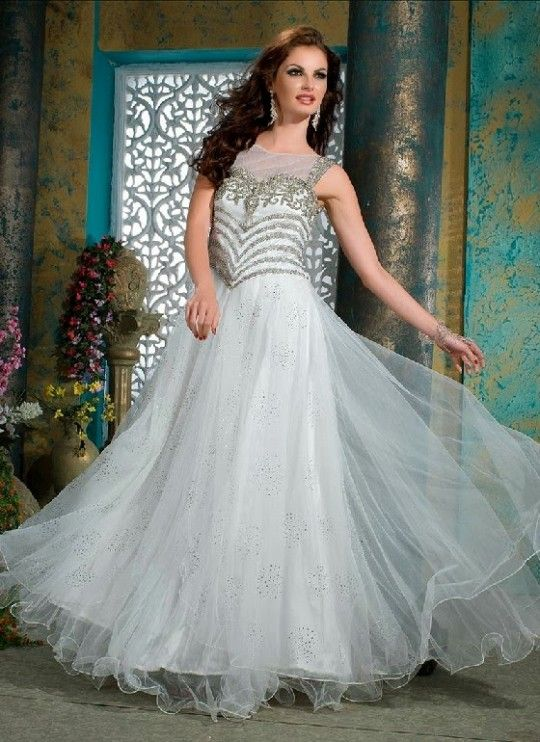 17 best ideas about Frocks And Gowns on Pinterest | Frocks, Paper ...