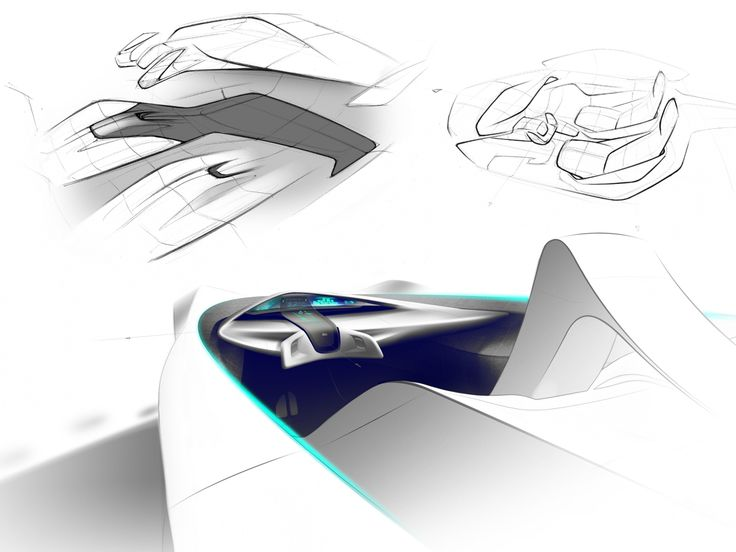 A Sporty Electric City Car On Behance