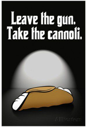 Quotes From The Godfather Cannoli. QuotesGram
