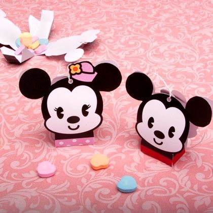 shoes on sale at kids foot locker Mickey & Minnie Cutie Valentine's Candy Boxes | Candy Boxes, Candy and Boxes