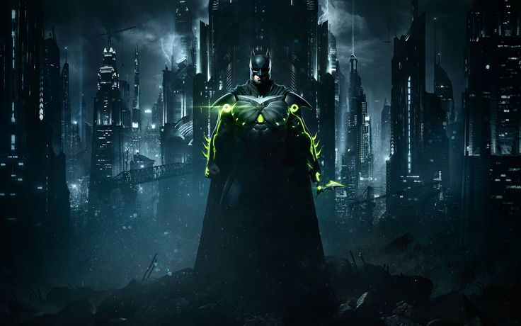 Injustice 2 Batman - This HD Injustice 2 Batman wallpaper is based on Injustice 2 N/A. It released on N/A and starring Laura Bailey, Tara Strong, Neal McDonough, Fred Tatasciore. The storyline of this Action N/A is about: continues the epic cinematic story introduced in Injustice: Gods Among Us as Batman and his... - http://muviwallpapers.com/injustice-2-batman.html #2, #Batman, #Injustice #Games