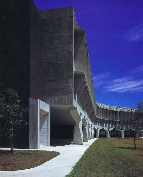 Fuck Yeah Brutalism | IBM Research and Manufacturing Facility, Boca...
