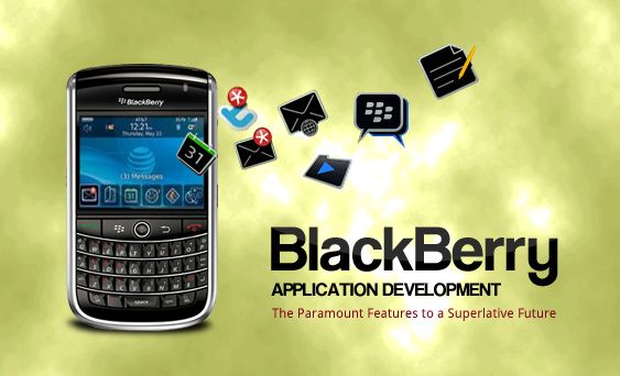 BlackBerry Application Development: The Paramount Features to a Superlative Future