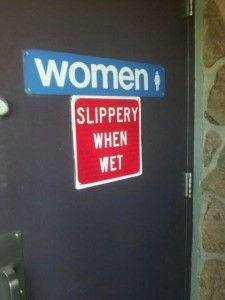Bathroom Sign Memes 15 best funny bathroom signs images on pinterest | bathroom signs