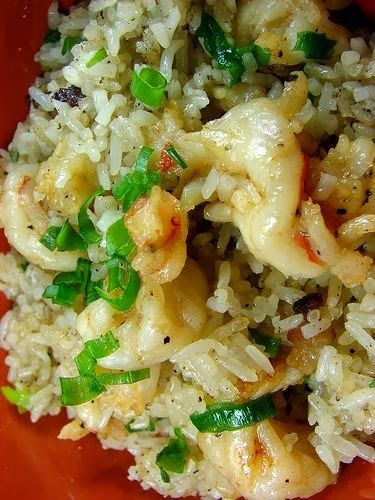 Arroz al Ajillo | Cook'n is Fun - Food Recipes, Dessert, & Dinner Ideas
