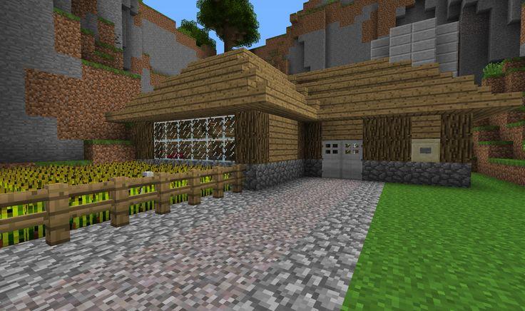 Minecraft Buildings Xbox 360 Blueprints 52 best images about M...