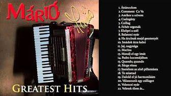 Márió - Márió, a harmonikás (Teljes album) - YouTube
