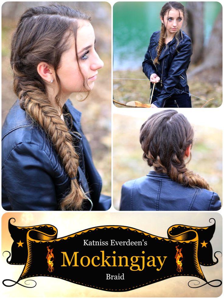 Katniss' Braid from Mockingjay