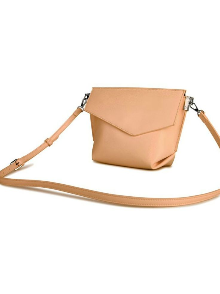 Lucy Crossbody Purse - Praline | This adorable little purse features three compartments and a detachable shoulder strap! #torontofashion #CanadianDesigners #canadianfashion #canadianfashionblogger #canadiandesigner #canadianbrands #veganleather #veganfashion #crueltyfree #pixiemood #pixiemoodbag #vegantotes #backpack #veganpurse #purse #convertiblebag #crossbodybag #crossbodypurse #crossbodyshoulderbag #springfashion #torontostyle