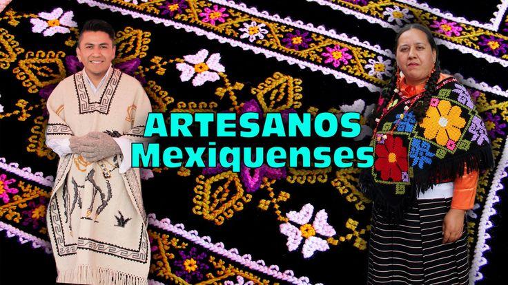 ARTESANOS de Tequixquiac Estado de México