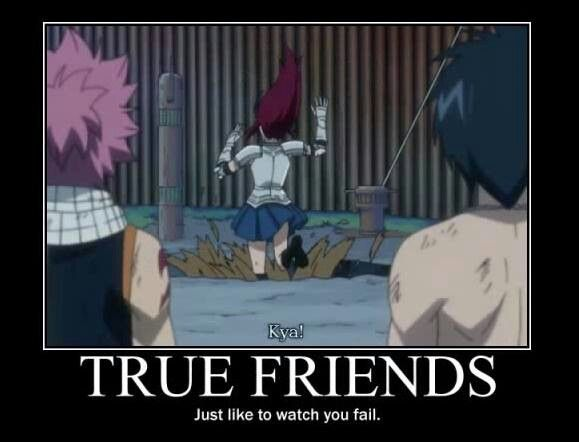 "Well then.... *walks to best friends house* ""eli you are one of the truest friends i could ever have"" *walks away*"