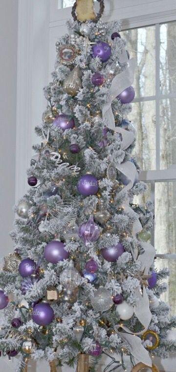 Lavender Christmas