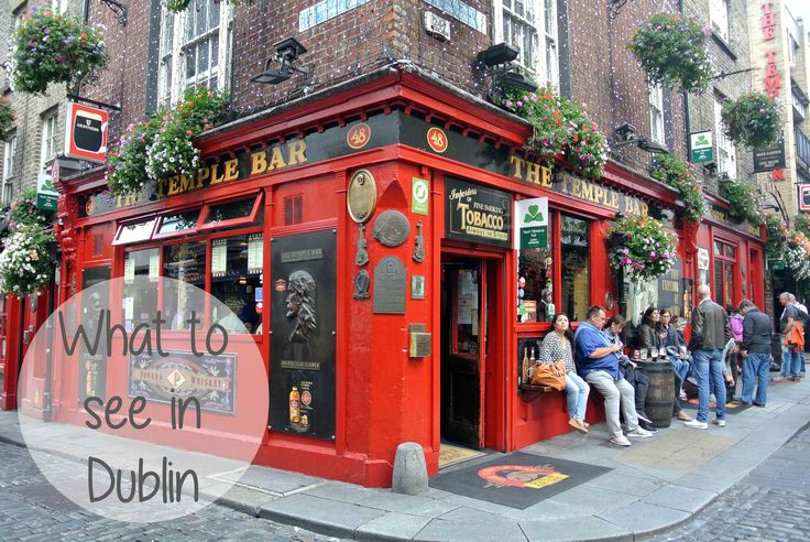 What to see in Dublin? I show you the most interesting places: https://christinefromvienna.com/2015/08/11/reisen-dublin-und-umgebung/