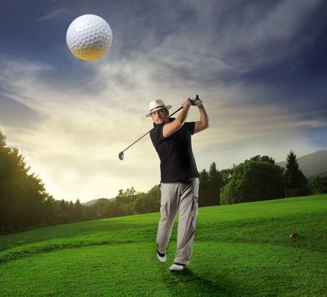 Golful provine de la un joc care se juca pe coasta Scotiei in timpul secolului al 15-lea. Jucatorii loveau o piatra in loc de minge ...