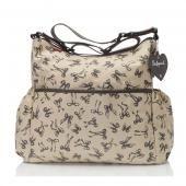 Babymel сумка для мамы babymel big slouchy  — 4580р. ----------- производитель: babymel  особенности сумки для мамы babymel big slouchy: модель отражающая стиль babymel, сочетающая в себе модный и  неповторимый образ женской сумки! изделие незаменимо для мам, мечтающих  совместить практичность, качество и удобство в одном аксессуаре.  изготовлена из оригинального набивного и ламинированного полотняного  моющегося материала, с водостойкой подкладкой. она идеальна для  путешествий и…