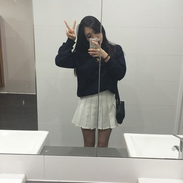 181 best u2619m i r r o r images on Pinterest | Girl korea Aesthetics and Ulzzang