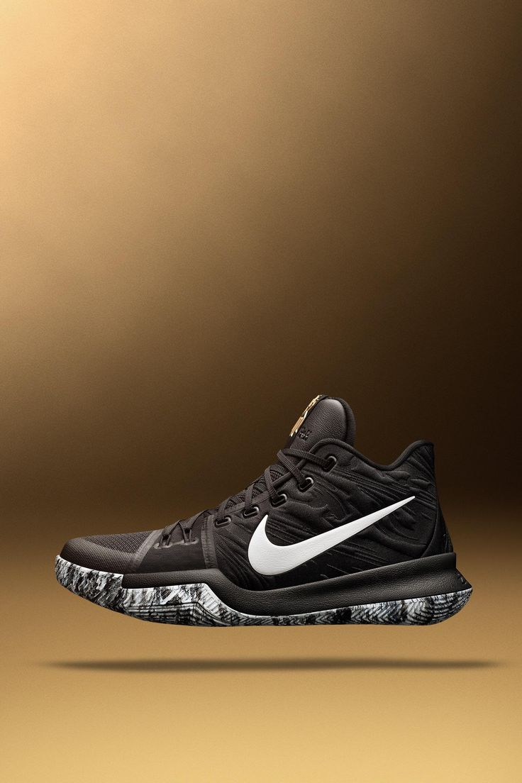 Nike Kyrie 3 BHM (what do you guys think? I might have to cop me some lol)
