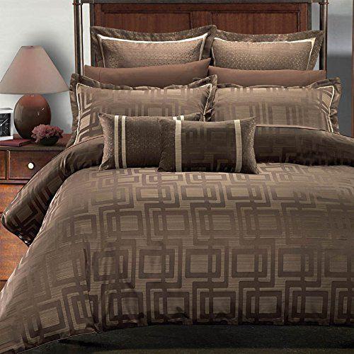 Amazon.com: Deluxe & Rich contemporary Jacquard design in warm stylish tones…