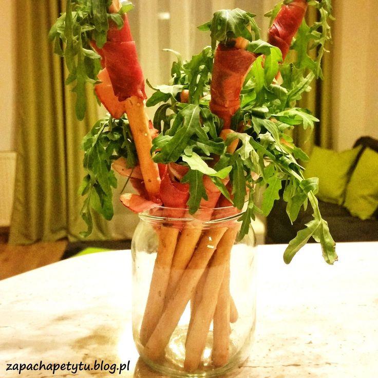 Party grissini  #zapachapetytu #grissini #italianfood #polishgirl